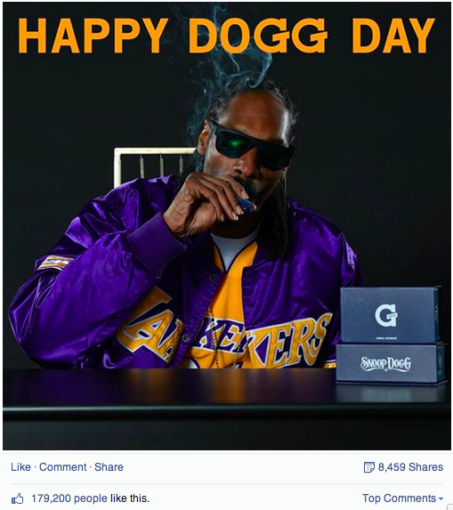 The Most Annoying Facebook Business Page Habits image Yeoman Snoop Dogg.png