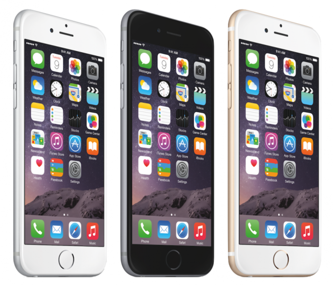 iPhone 6S - Specs - Color - Release Date