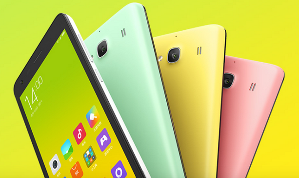 Chinese Smartphone Maker Xiaomi Sold 61M Phones In 2014 image Redmi 2