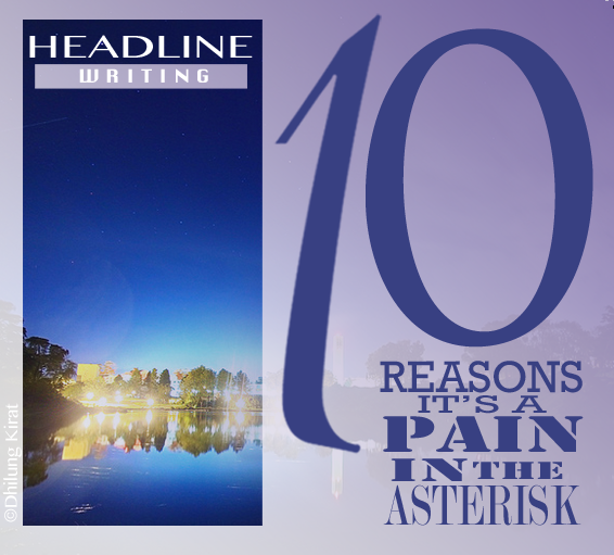 Headline Writing: 10 Reasons it