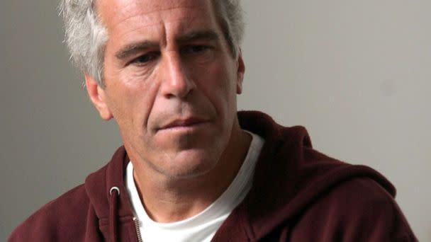 PHOTO: Billionaire Jeffrey Epstein in Cambridge, Mass., Sept. 8, 2004. (Rick Friedman/Corbis via Getty Images)