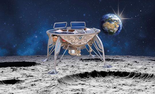 Israeli spacecraft crashes into pieces attempting moon landing, dashing hopes of making history