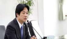 林飛帆:某黨推西瓜都會當選台南市長 賴清德:人人都該珍惜民主聖地