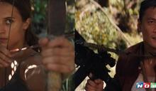影/最新《古墓奇兵》預告 裘莉退場換她當蘿拉