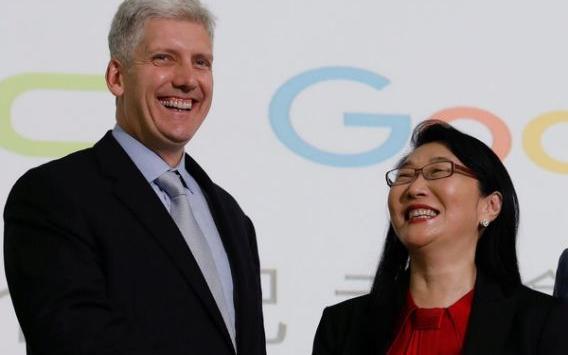 宏達電出售手機成員暨專利授權給Google,您的看法是?