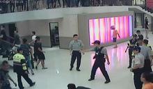 嘉市KTV鬥毆事件 警啟動快打警力迅速壓制