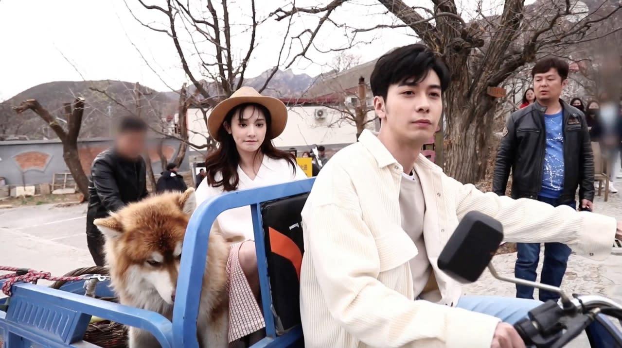 【東宮】番外:李成鄞小楓「真豬跑」兩人卻直呼太累
