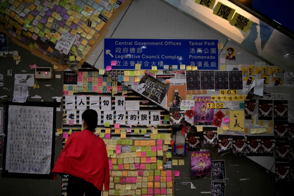 【陳雲專欄.三文治】中國要救亡,香港要普選