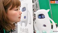 日本:超萌AI機器人當助教,小學生快樂學英文