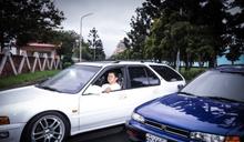 90年本田雅歌K5 帶著F1血統的美洲野馬