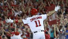 MLB季後賽道奇8比5勝響尾蛇