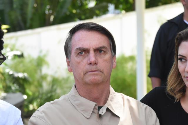 Bolsonaro não é o único candidato a defender o modelo. João Amoêdo (Novo), Henrique Meirelles (MDB) e Geraldo Alckmin (PSDB) mencionaram ideias semelhantes (Rommel Pinto/Futura Press)