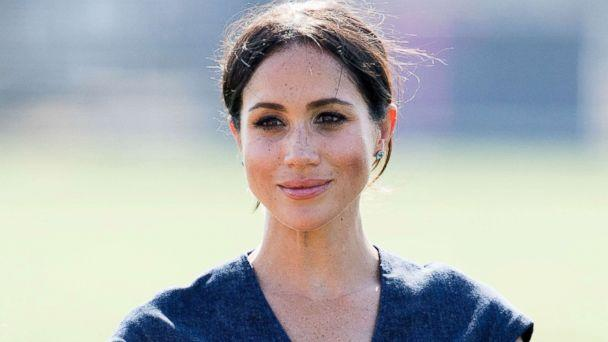 PHOTO: Meghan Markle, Duchess of Sussex attends the Sentebale Polo 2018 held at the Royal County of Berkshire Polo Club, July 26, 2018, in Windsor, England. (Samir Hussein/WireImage via Getty Images, FILE)