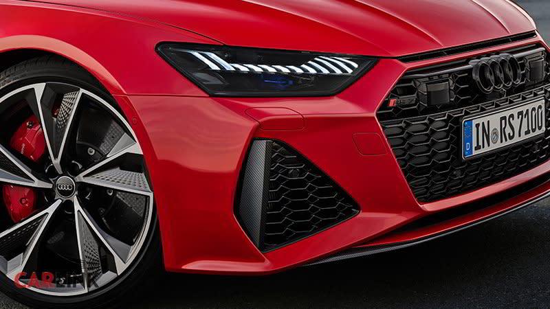 【2019法蘭克福車展】RS 6攣生兄弟來了!大改款Audi RS 7 Sportback亮相