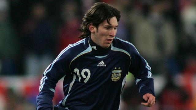 莱昂内尔·梅西(阿根廷)2006