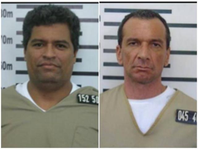 调查的举报人之一亚历杭德罗·朱韦纳·赫尔巴斯·卡马乔·朱尼(左)和他的兄弟马可拉被任命为中共最高领导人。 照片:复制