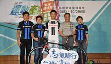 自由車》杜志濠進Team Sunweb培訓隊 台灣濠小子晉一級車隊為目標