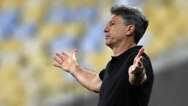 Renato Gaucho FlamengoGrêmioLibertadores 24102019