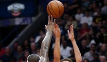 NBA/浪花兄弟合砍59分 勇士奪本季首勝