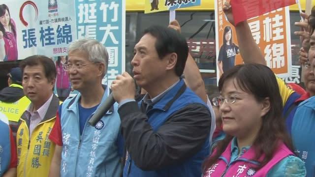 拒陳學聖「護礁遊行」 市府:不得辦政治活動