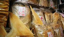 基因分析研究 香港市售「魚翅」竟來自76個物種