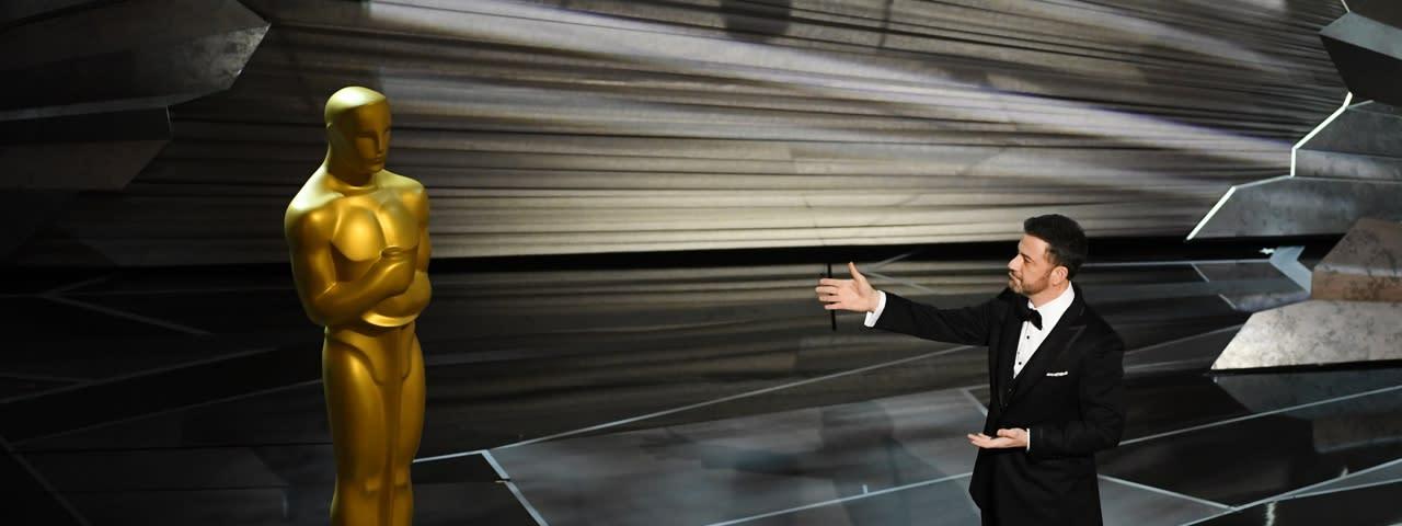 帝后揭曉 第90屆奧斯卡頒獎直擊