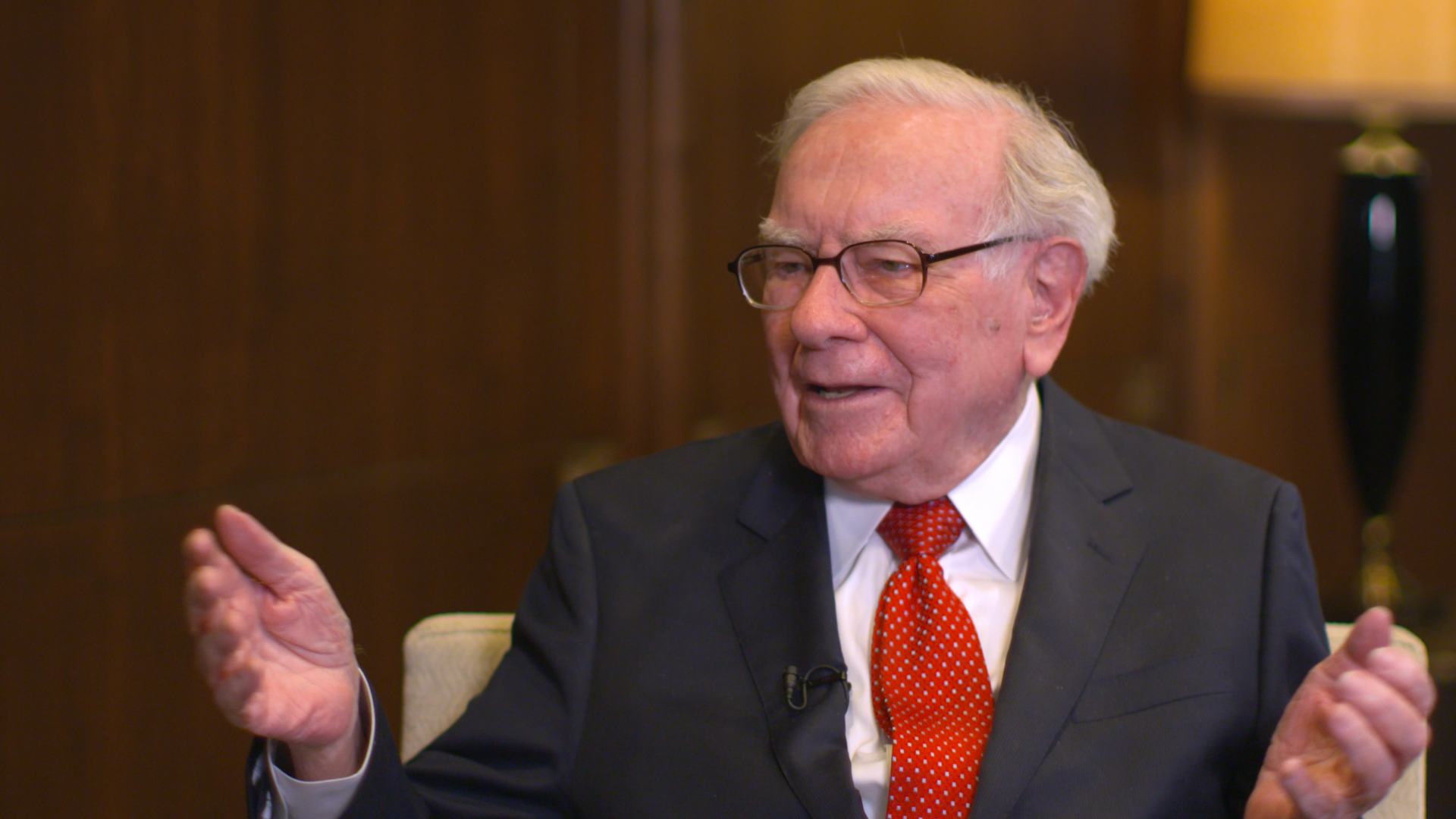 Exclusive: Warren Buffett on missing opportunity and Ted Williams