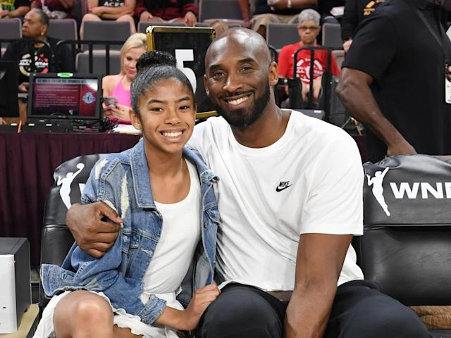 Kobe Bryant's 13-year-old daughter Gianna among dead in California helicopter crash
