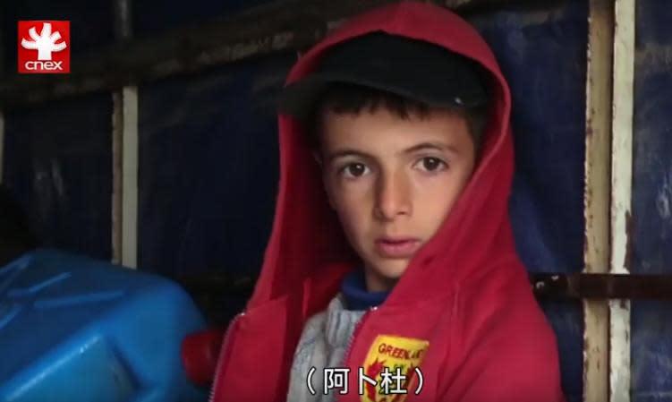 敘利亞難民兒童何辜:「我沒有未來了,流亡扼殺了我們」