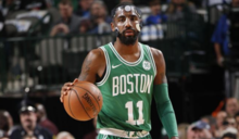NBA》厄文32分力壓字母哥40+9 綠衫軍終結公鹿3連勝