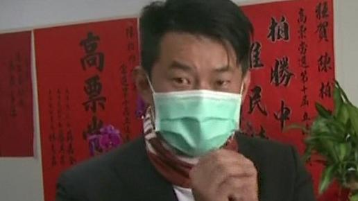 台藝人批「管制口罩」! 館長嗆:舔人民幣噁心