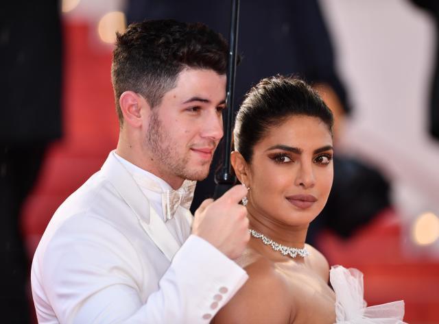 Priyanka Chopra fue Miss Mundo y es pareja del cantante Nick Jonas (Mustafa Yalcin/Anadolu Getty Images)