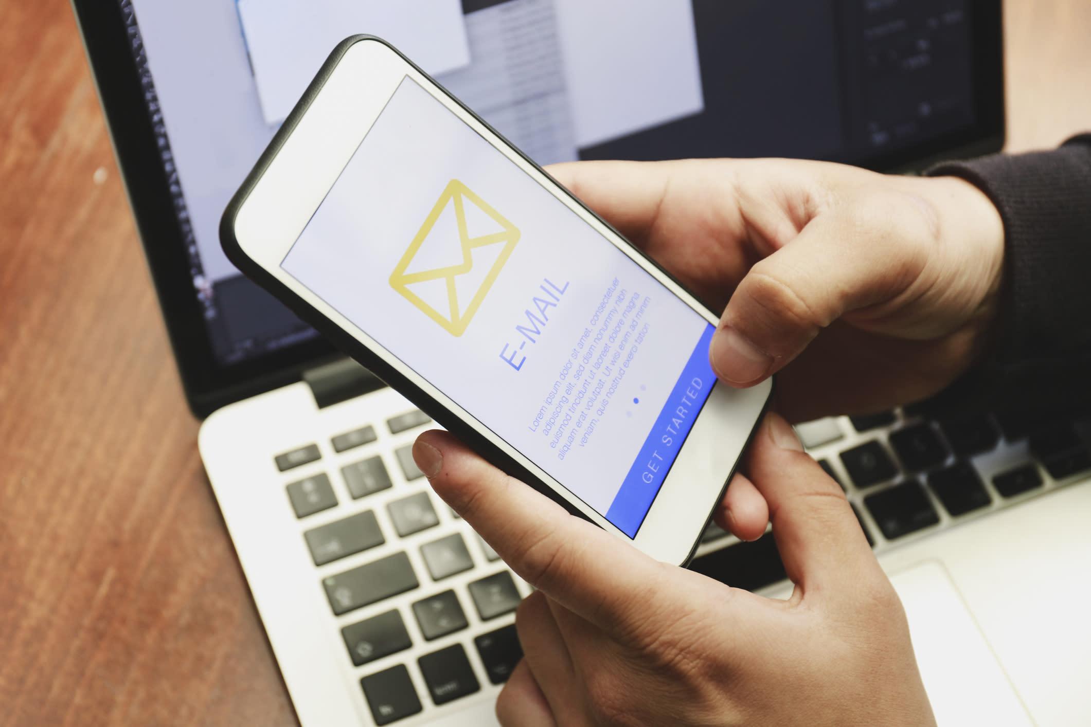你都怎麼用email信箱?