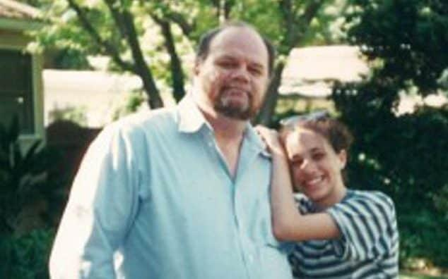 Thomas Markle with his daughter Meghan - Pix supplied as a technical service by Tim Stewart News Limited 07932745508. No copyright inferred o