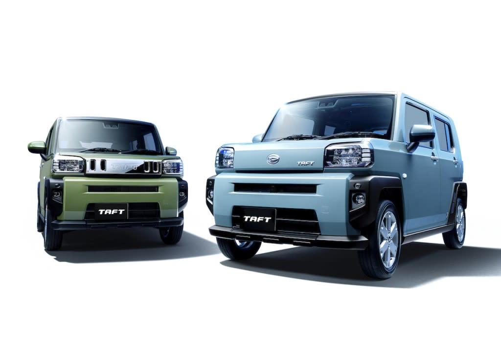 輕自動車首見大面積天窗,Daihatsu TAFT 輕型跨界 SUV 細節公開、6月發售!