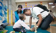 竹市推共融設施 林智堅:保障身障孩子的遊戲權
