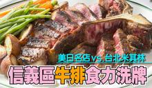 〈微風南山食戰1〉美日名店vs.台北米其林 信義區牛排食力洗牌【壹點就報】