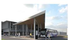 配合基市國光客運基隆站拆除 臨時候車亭明年1月中啟用