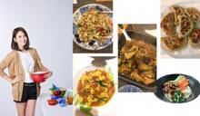 瘋瘋貴婦闖廚房,小迷糊帶你做中式料理,你最喜歡哪一道?