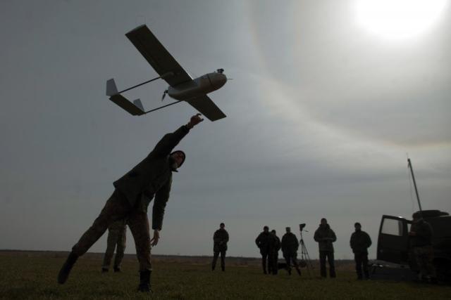 Ukraine drone