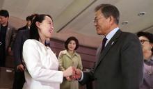 【Yahoo論壇/楊鈞池】從試射飛彈到金與正的微笑 為何北韓態度變了