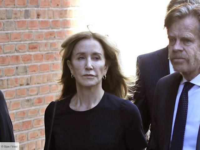 Felicity Huffman : premier jour de prison pour la Lynette de Desperate housewives