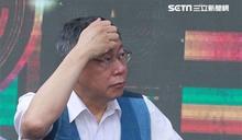 靠X話選總統?柯文哲北市支持率慘爆