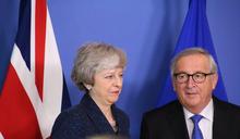 【Yahoo論壇/胡不歸】英國下議院「三殺」表態 首相梅伊「退歐」進退失據