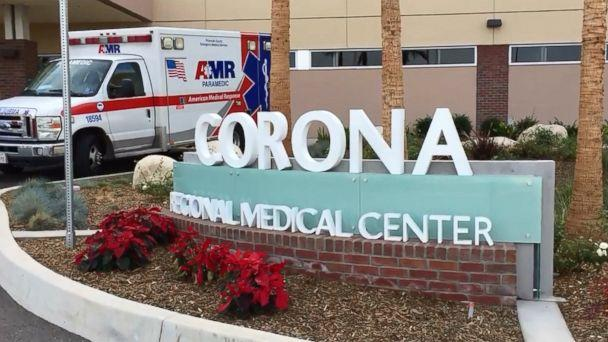 PHOTO: Corona Regional Medical Center in Perris, Calif. (ABC News)