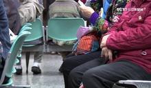 銀髮族三大死因 帶走台灣近半老人