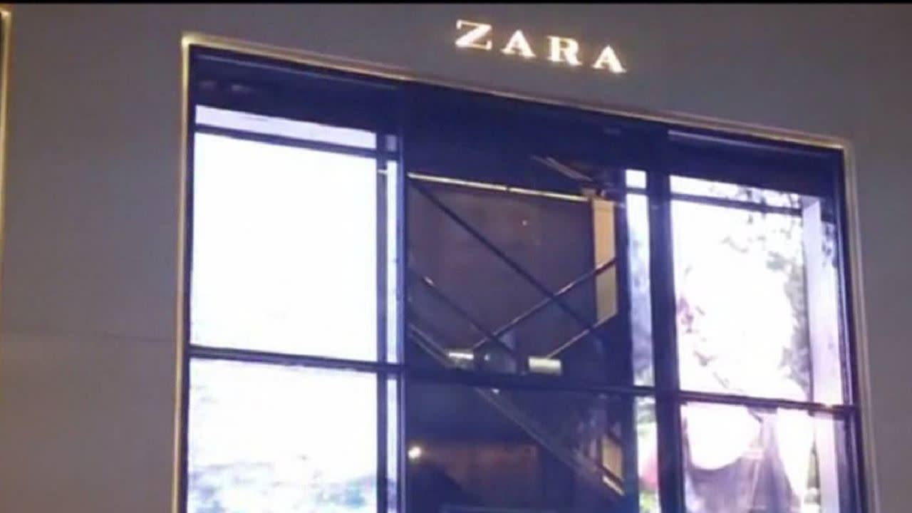 Zara否認響應罷工 強調支持「一國兩制」