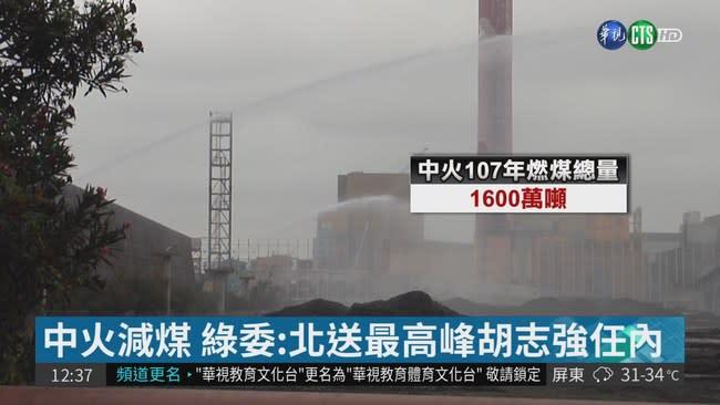 盧秀燕喊停止中電北送 綠委:假議題