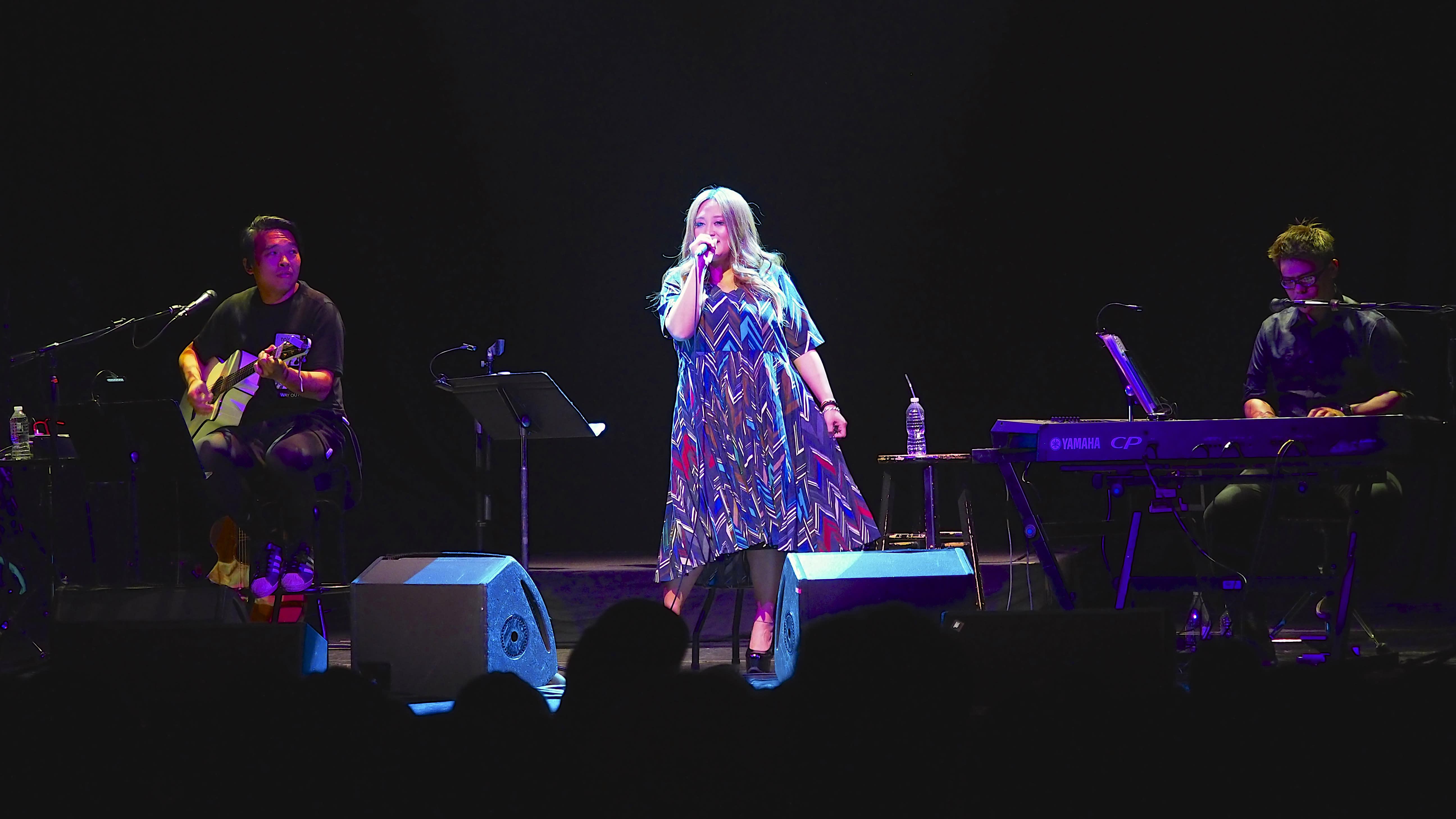 《還是想念》唱到地球另一端 「靈魂歌姬」家家美聲前進美國圈粉