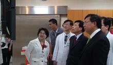 鄭文燦盼2年內 桃園醫院成為醫學中心